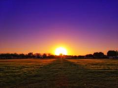 SoCal Sunrise (/\ltus) Tags: california sunrise sony socal southerncalifornia orangecounty irvine santiagopeak nothdr