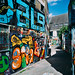 Graffiti Straat Agfa Vista 100