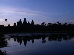 Sunrise at Angkor Wat - 025