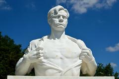 Statue (Bri_J) Tags: statue nikon slovenia ljubljana tivolipark d3200