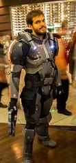 IMG_0487.jpg (Evil Benius) Tags: atlanta georgia costume unitedstates cosplay armor convention dragoncon n7 masseffect commandershepard dragoncon2014