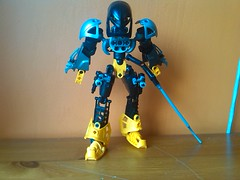 The Goodwill Sniper (22) (EMMSixteenA4) Tags: light self work dark that mirror flickr ranger order good progress 7 wip help will sniper advice bionicle gali critique pls moc lewa tahu nui roark mahri kopaka pohatu lesovikk mfin onua selfmoc lessovikk wreax