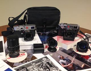 My Leica Kit