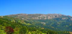 669 - Cordal de Pea Mayor (esnalar) Tags: sky espaa naturaleza mountain nature landscape spain asturias paisaje cielo montaa asturies laviana peamayor principadodeasturias altonaln sx50hscanon