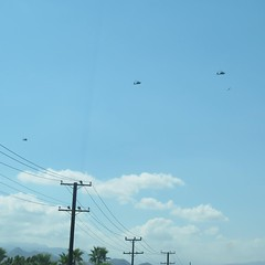 September 16, 2014 (1) (gaymay) Tags: california gay sky love happy flying desert palmsprings helicopters triad