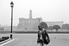 Rashtrapati Bhavan | Delhi (chamorojas) Tags: bw india delhi bn newdelhi rashtrapati