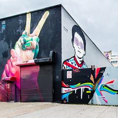 The Bushwick factory (izsofast) Tags: nyc streetart brooklyn graffiti nikon gotham bushwick nikond4s bushwickcollective