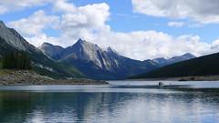 Medicine Lake (gemmatee) Tags: lake canada rockies jasper alberta medicinelake malignelakeroad