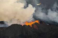 IMG_2792 (Aalsteinn Grtarsson) Tags: volcano lava iceland eruption airplain holuhraun