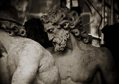 Kings end (borowski.peter) Tags: sculpture palace peter kings end sanssouci potsdam borowski
