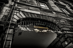 Old Fishmarket Close, Edinburgh (Colin Myers Photography) Tags: old fish scotland town alley edinburgh scottish cobbles oldtown steep oldfishmarketclose edinburghclose edinburghalley