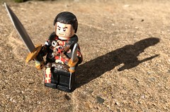 Shay Patrick Cormac (Read'sLegoCustoms) Tags: shay patrick cormac lego custom assassins creed rogue