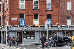 Mc Gettingans Pub [Queen Street Dublin]-123105 (infomatique) Tags: 78queenstreet queenstreet smithfield bar pub dublin ireland williammurphy infomatique