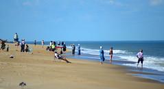 the beach (bluebird87) Tags: cape henlopen delaware nikon d600 women bikini