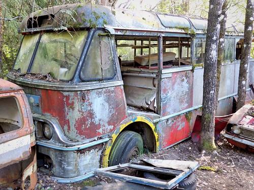 Terminus pour cet autobus