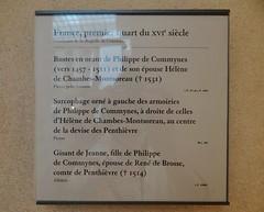 ca. 1506 - 'Philippe de Commynes (Commines) (+1511) and Hlne de Chambes-Montsoreau (+1531)' (Guido Mazzoni or his workshop), former glise des Grands-Augustins, Paris, Muse du Louvre, Paris, France (roelipilami) Tags: 1506 philippe de commynes commines 1511 helene hlne chambes montsoreau 1531 guido mazzoni il modanino paganino atelier workshop paris eglise church couvent des grandsaugustins louvre museum muse musee museo armour armor armure harnas rstung surcotte surcoat wappenrock mail standard waffenrock orant priant bust buste tombeau tomb effigy tumba grabmal grafmonument