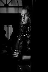 Musica  (Enricodot ) Tags: enricodot musica portrait portraits bn bw blackandwhite bianconero people persone leica leicam