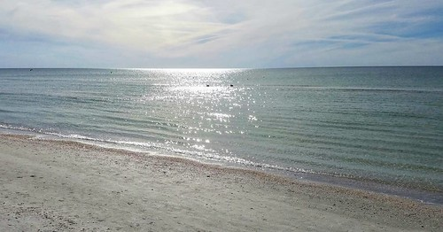 Today's beach...
