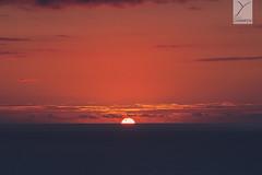 Sunset (Yannick Charifou Photography ) Tags: nikon d700 afs70200mm28gvrii sun sunset sunrise iledelarunion reunionisland cloud sky ciel orange red rouge nuage mer sea ocan ocean indianocean ocanindien extrieur paysage landscape moment life charifou