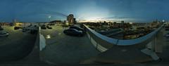 Boston Night - Smaller 8K (NMel Media) Tags: 360 photosphere nmel media northeastern renaissance garage night boston