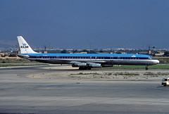 PH-DEG DC-8-63 (Irish251) Tags: phdeg lepa airport klm pmi palma de mallorca majorca spain dc863 mcdonnell douglas dc8 espana