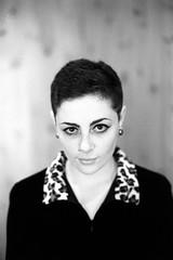 Katie (mattbellphoto) Tags: nikonf2 50mmf14 ilford delta400 pushprocess 35mm film bw blackandwhite xtol katierobinson