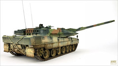 Leopard 2A7 (Andy R Moore) Tags: leopard2a7 meng german mbt inboxreview themodellingnews scalemodel 135