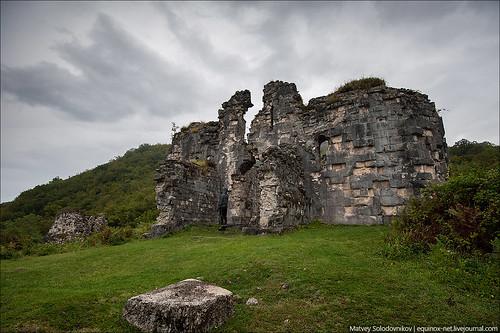 Бзыбский храм