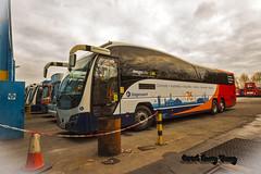 Stagecoach 54337 YX66WNY (barry.young10) Tags: stagecoach west scotland western kilmarnock 54337 yx66wny plaxton elite volvo b11r