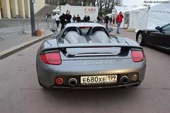 Porsche Carrera GT Edo Comptition (Monde-Auto Passion Photos) Tags: auto automobile porsche carrera gt edo comptition coup gris france rally paris evenement supercar sportive