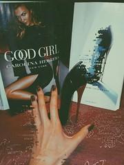 I want this... #newyork #carolina #herrera #perfume #goodgirl #reality (girlbdash_klava) Tags: goodgirl newyork perfume reality carolina herrera