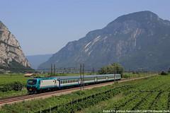 E464.370 (Davuz95) Tags: e464 dtr trenitalia ferrovie dello stato fs
