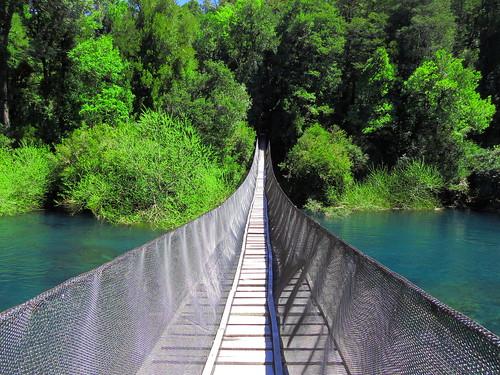 The bridge and beyond