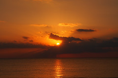 Cirali Beach Sunrise (s_wh) Tags: cirali trkei lykien olympos baraka house turkey lycia chimera