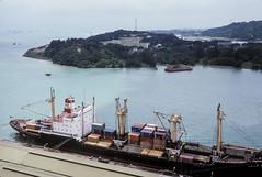 Singapour 1989 (JiPiR) Tags: harbourfront sgp singapour