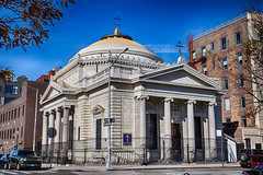 Holy Trinity Cathedral (Alejandro Ortiz III) Tags: 6d alejandroortiziii alex alexortiz allrightsreserved brooklyn canon canoneos church copyright2016 copyright2016alejandroortiziii digital ef24105mmf4lisusm eos hdr hdrefexpro2 highdynamicrange holytrinitycathedral lightroom lightroom3 niksoftware newjersey newyork newyorkcity rahway shbnggrth ukranianorthodoxchurch williamsburg alexortizphotogmailcom