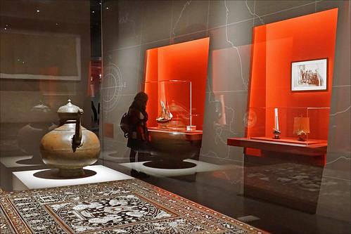 "L'exposition ""Aventuriers des mers"" (Institut du monde arabe, Paris)"