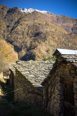 Roofs (_ Nemo _) Tags: fenile rural decay abandoned barns lombardia lecco italy historical sites ancientsites ancient decadence past