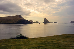 Cottage Comfort (West Leigh) Tags: faroeislands ocean adventure atlantic cottage sheep pasture travel travelphotography nature naturalbeauty explore experience dream discover nordic north peaceful
