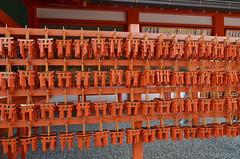 Fushimi Inari Taisha (eliseteshiraishi) Tags: asian asiancontinent fushimi fushimiinaritaisha japan kyoto kyotopref kyotoprefecture kyotoshi kyotojapo landscape nikon quioto cenary colorful details japanculture japanesestyle nikond5100 outdoor postcard travel traveldestination vacation