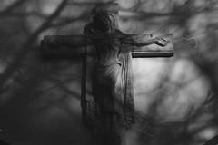 Jesus Christus, Rex Universum (pan-ga) Tags: krzyż jezus chrystus król krucyfiks cross jesus christ rex king faith christian chrześcijaństwo wiara rzeźba sculpture