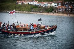 joyride (pamelaadam) Tags: thebiggestgroup fotolog digital sea boat people lurkation 2016 holiday2016 whitby engerlandshire august summer