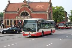 ZKM Gdansk, 2736 (GD 184CF) (Chris GBNL) Tags: zkmgdańsk bus 2736 gd184cf mercedesbenzconecto gdańskgłówny