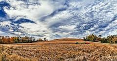 IMG_0797-98Ptzl1scTBbLGE3 (ultravivid imaging) Tags: ultravividimaging ultra vivid imaging ultravivid colorful canon canon5dmk2 clouds stormclouds farm fields autumn autumncolors scenic vista rural trees