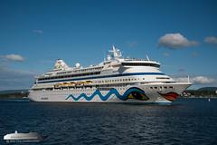 AIDAvita [Explore #11] (Aviation & Maritime) Tags: aidavita aidacruises aida aidakreuzfahrt cruiseship cruise oslo norway