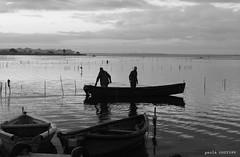 Pescatori #2 (paola corrias http://brolegs.com) Tags: sea bn bw bnw blackandwhite