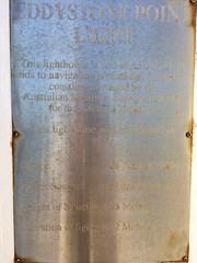 Eddystone Point - Lighthouse information
