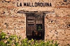 La mallorquina (LL Poems) Tags: house old textures stones vintage spain europe architecture abandoned decaying urbex decay creepy decayed buildings llpoems wall textura aire libre tejuelo jatejuelo jtejuelo espaa