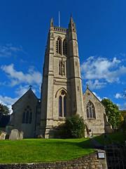 Bathford, Somerset, St Swithun (Tudor Barlow) Tags: bathford somerset england churches parishchurch listedbuilding somersetchurches autumn lumixfz200 preedy frederickpreedy 1879