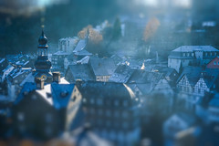 Monschau (photogo.pl) Tags: monschau germany oldtown tiltshift city fujifilm xt2 architecture